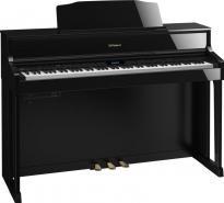 Piano numérique ROLAND HP-605PE Noir brillant