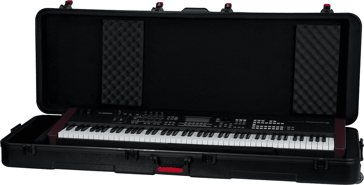 Flight case piano GATOR  polyéthylène 88 notes GTSA-KEY88