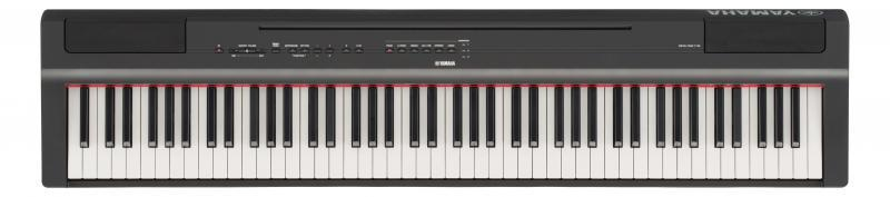 EXCLUSIVITE WEB - YAMAHA P-125