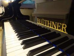 Piano à queue d'occasion BLUTHNER N°6 Noir