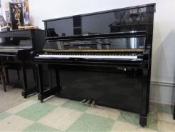 Piano droit d'occasion YAMAHA U1 avec option silencieux
