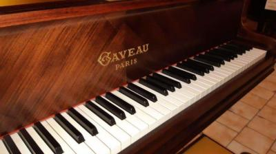 Piano quart queue GAVEAU