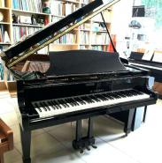 Piano quart queue d'occasion KAWAI KG1 Noir brillant