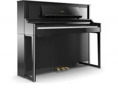 Piano numérique ROLAND LX-706 PE Noir brillant