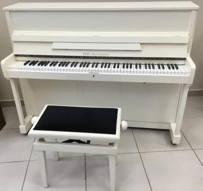 Piano droit Wilh STEINMANN