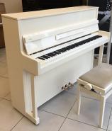 Piano droit FURSTEIN TP112 Blanc