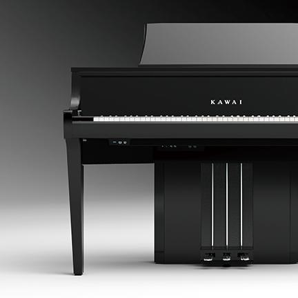 Piano hybride KAWAI NOVUS NV10