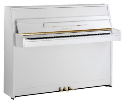 b1 pianos droits yamaha b1 noir avec systeme silent prix avis occasion noir blanc. Black Bedroom Furniture Sets. Home Design Ideas