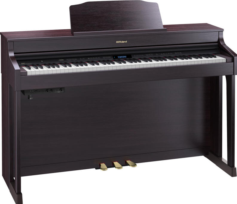 ROLAND HP-603 ROSEWOOD chez FRANCE PIANOS