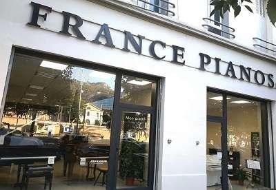 FRANCE PIANOS TOULON