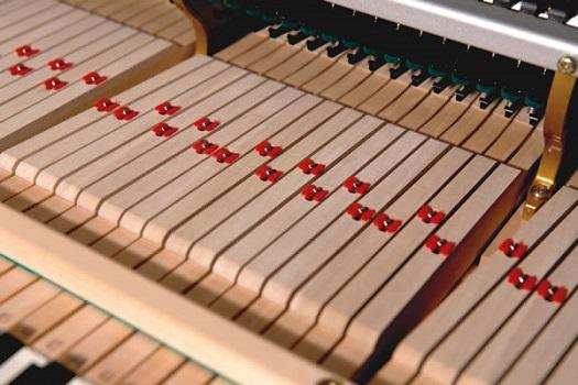 Capsule longue de touche de piano KAWAI