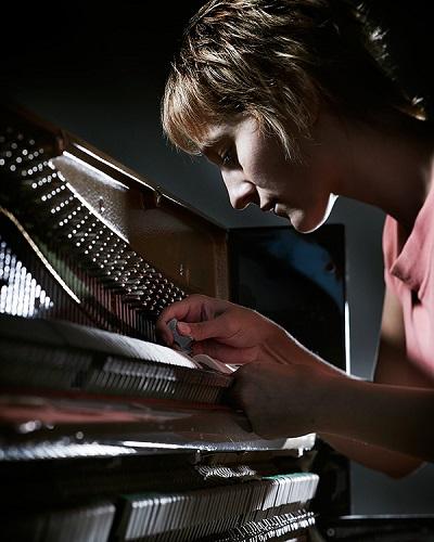 BECHSTEIN Réglage du piano
