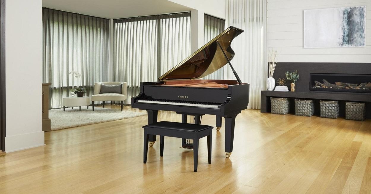 Piano à quaue YAMAHA