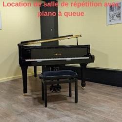 LOCATION DE SALLE PIANOS