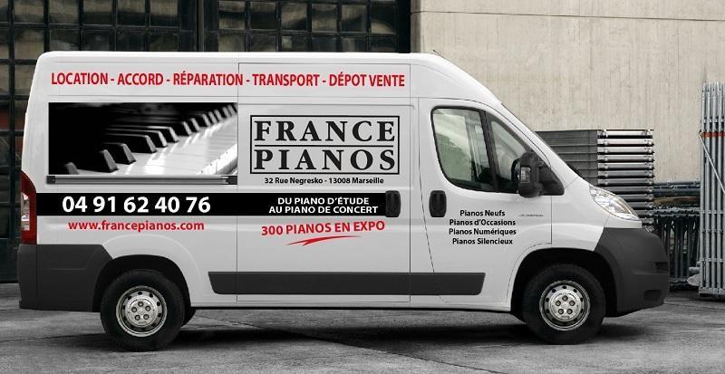 FRANCE PIANOS TRANSPORT